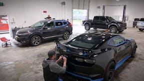 Benchmark Auto Salon Video Thumbnail