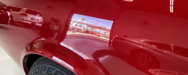 Paint Correction - illustrated