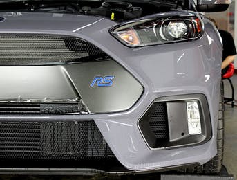 Focus RS is protected with Suntek ULtra Hydrophobic PPF