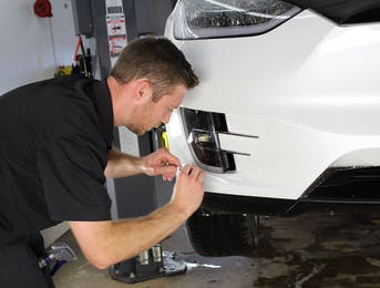 the best way to protect your paint is with Clear paint protection